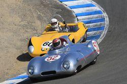 Ed Nigro, 1956 Lotus 11