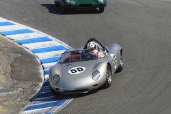 Danny Baker, 1960 Porsche RS-60