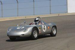 Bill H. Lyon, 1960 Porsche RS-60