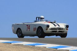 John Morton, 1964 Sunbeam Tiger