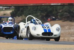 Steven Hilton, 1958 Lister-Jaguar