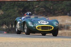 Gregory Whitten, 1957 Aston Martin DBR-2