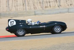 Gary Pearson, 1955 Jaguar D-Type