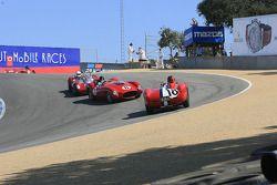 Jon Shirley, 1957 Ferrari 250 TR