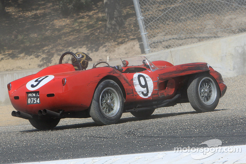 David Love 1958 Ferrari 250 Tr At Monterey Historics High