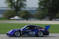 #68 TRG Porsche 911 GT3: Spencer Pumpelly, Kevin Buckler