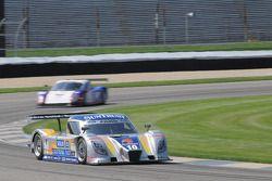 #10 SunTrust Racing Ford Dallara: Wayne Taylor, Ricky Taylor leads #90 Spirit of Daytona Racing Porsche Coyote: Buddy Rice, Jonathan Klein, Scott Mayer, and Ryan Law