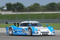 #01 TELMEX Chip Ganassi Racing with Felix Sabates Lexus Riley: Scott Pruett, Memo Rojas