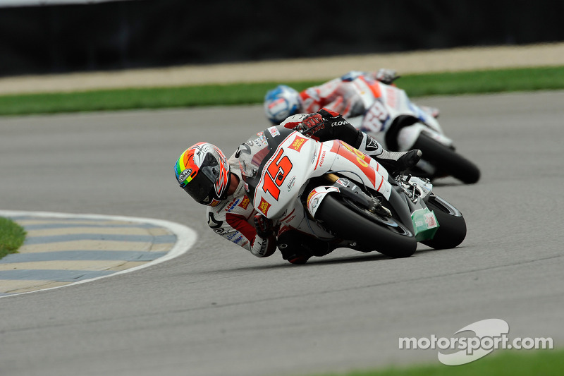 Alex De Angelis - GP di Indianapolis 2009