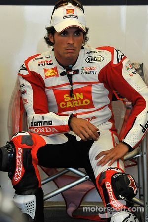 Тони Элиас, San Carlo Honda Gresini