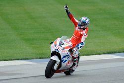 Третье место - Ники Хейден, Ducati Marlboro Team