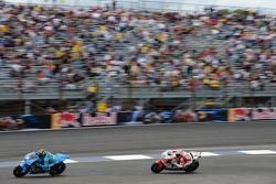 Chris Vermeulen, Rizla Suzuki MotoGP, Niccolo Canepa, Pramac Racing