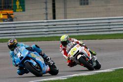 Chris Vermeulen, Rizla Suzuki MotoGP, Toni Elias, San Carlo Honda Gresini
