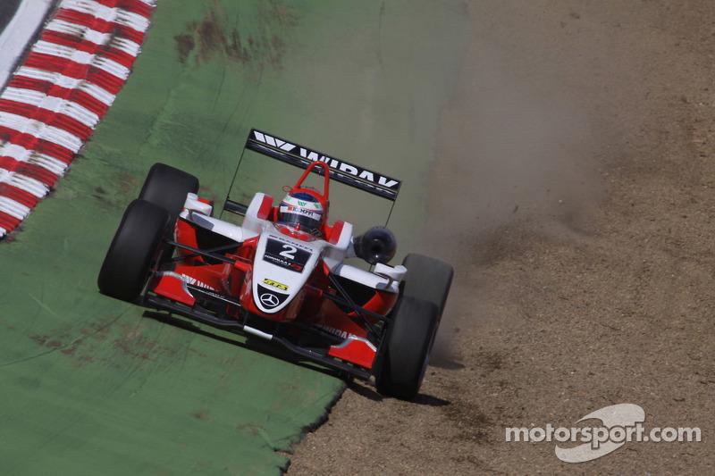 Valtteri Bottas, F3 Euro