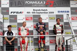 Valtteri Bottas, ART Grand Prix, Dallara F308 Mercedes, Mika Maki, Signature, Dallara F308 Volkswage