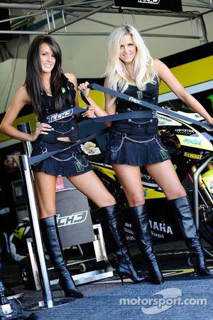 Hermosas chicas Tech 3