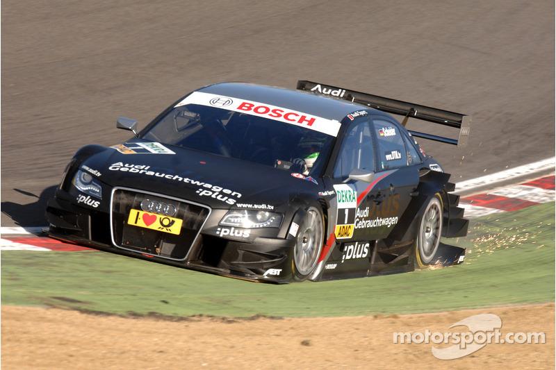 2009 (машина чемпиона): Audi A4 DTM