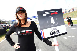 Grid girl de Julien Jousse
