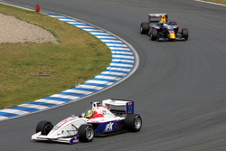 Andy Soucek leads Mirko Bortolotti