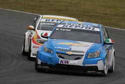 Nicola Larini, Chevrolet, Chevrolet Cruze
