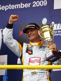 3rd place Gabriele Tarquini, Seat Sport, Seat Leon 2.0 TDI