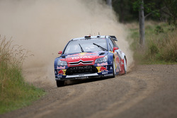 Себастьен Лёб и Даниэль Элена, Citroen Total World Rally Team Citroen C4