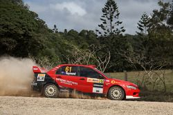 Glen Raymond and Matt Raymond, Mitsubishi Lancer Evo IX