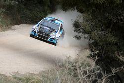 Bernardo Sousa & Jorge Carvalho, Fiat Abarth Grande Punto S2000