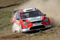 Федерико Вильягра и Хорхе-Перес Компанк, Munchi's Ford World Rally Team Ford Focus RS WRC08