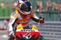 Tercer lugar Dani Pedrosa, Repsol Honda Team