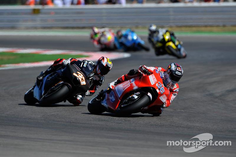 Mika Kallio, Ducati Marlboro Team