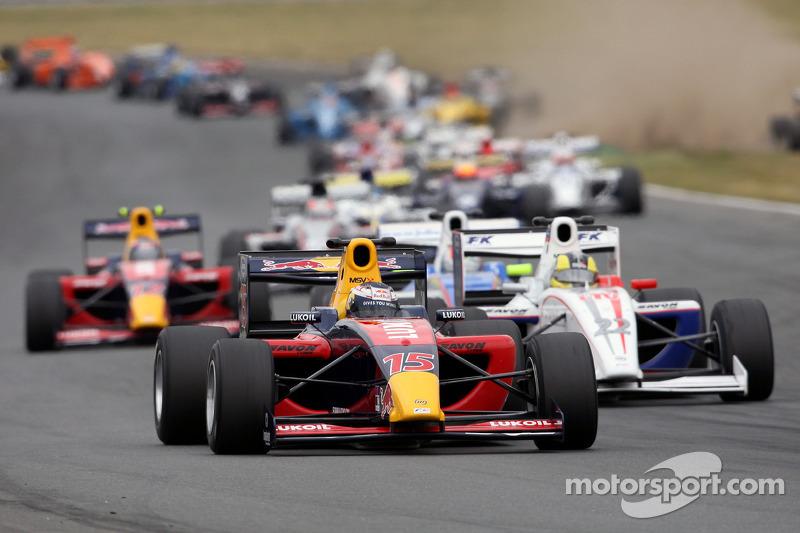 2009 год, Формула 2