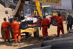 Safety team at work
