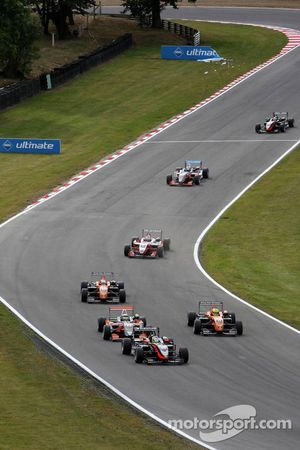 Roberto Merhi, Manor Motorsport, Dallara F308 Mercedes