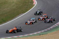 Andrea Caldarelli, SG Formula, Dallara F308 Mercedes