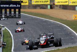 Pedro Enrique, Manor Motorsport, Dallara F308 Mercedes