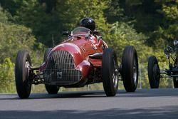 David George, 1938 Alfa Romeo