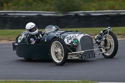 Chris Towner, 1938 Morgan Trike