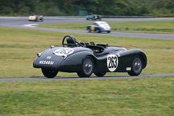 Tom Jaycox, 1954 Jaguar XK 120