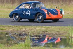 Chris Duerr, 1956 Porsche 356