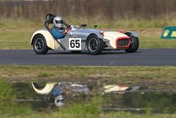 Jim Bok, 1961 Lotus 7