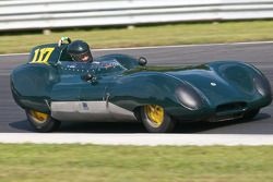 Richard Fryberger, 1958 Lotus XI