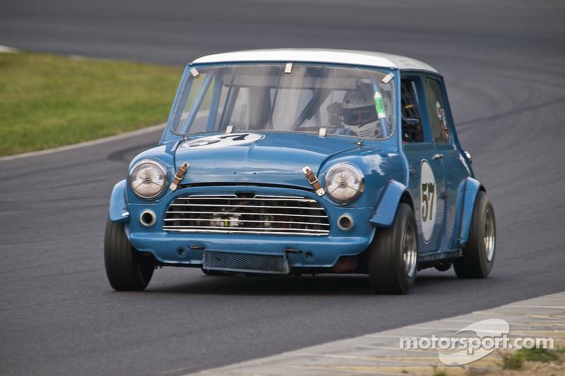 David Reid, 1964 Austin Mini