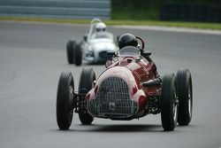 David George 1938 Alfa Romeo