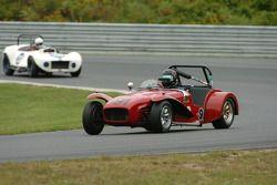 1962 Lotus Super 7 de Penelope Carr et Eno DePasquale dans une EDP Special