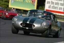 Jack Busch- Jaguar Type E