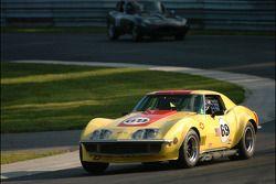 Richard DePetro, 1969 Corvette