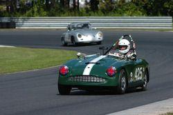Paul Bova - 1959 Turner Mk1 et James Stein 1959 Porsche 356A
