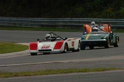 Joseph Rodomista- 1971 Merlyn, Bob Leitzinger- 1965 Lotus Elan