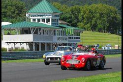 Jonathan Einhorn, 1964 Austin Healey et la 1961 Ferrari 250 de Nick Soprano